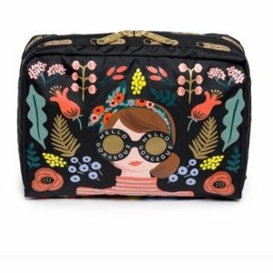 Rifle Paper Co. for LeSportSac Bag